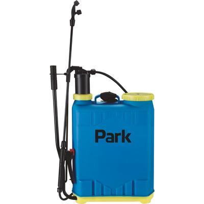 Опрыскиватель ранцевый Park 12 л помповый синий/желтый