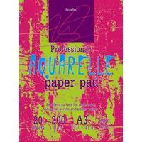 Альбом для акварели Kroyter Aquarelle А3 20 листов