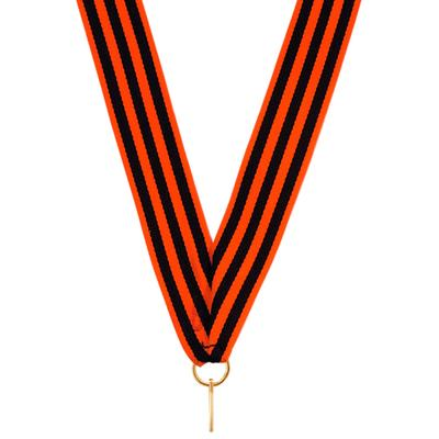 Лента для медалей Георгиевская 24 мм