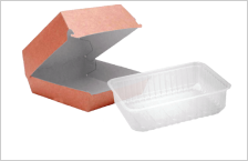 Одноразовая пищевая упаковка