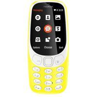 Мобильный телефон Nokia 3310 DS TA-1030 желтый (A00028100)