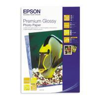 Фотобумага для цветной струйной печати Epson Premium S041729 односторонняя (глянцевая, 10x15 см, 255 г/кв.м, 50 листов)