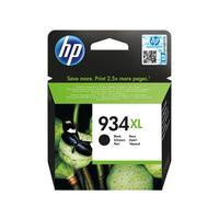 Картридж струйный HP C2P23AE 934XL черный оригинальный