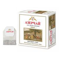 Чай Азерчай Букет черный 100 пакетиков