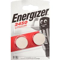 Батарейки Energizer Lithium CR2450 (2 штуки в упаковке)