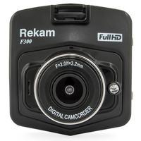 Автомобильный видеорегистратор Rekam F300