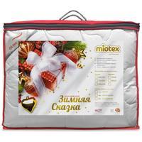 Одеяло Ol-tex Зимняя сказка новогоднее 140х205 см холфитекс/микрофибра стеганое