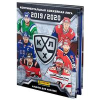Альбом для наклеек Panini Hockey Season 12 КХЛ сезон 2019-2020