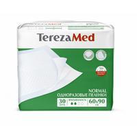Пеленки впитывающие TEREZA MED 60х90 см NORMAL (30 штук в упаковке)
