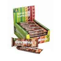 Батончик Фрутилад Финиковый с фундуком и шоколадом (20 батончиков по 42 г)