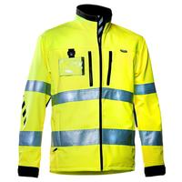 Куртка-ветровка Dimex Softshell EN ISO 20471 688 (размер XL, 54-56, 178-182)
