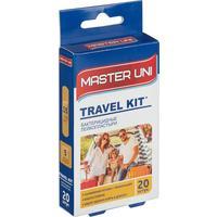 Набор пластырей Master Uni Дорожный (20 штук в упаковке)