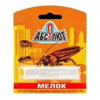 Средство от насекомых Абсолют Против всех видов насекомых мелок 25 г