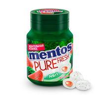 Жевательная резинка Mentos Pure Fresh Арбуз 54 г