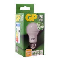 Лампа светодиодная GP 11 Вт Е27 грушевидная 2700К теплый белый свет
