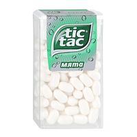 Драже Tic Tac со вкусом мяты 49 г