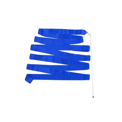 Лента гимнастическая Larsen AB220 6 м синяя