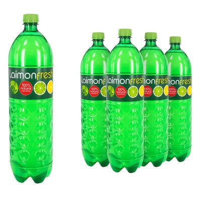 Напиток Laimon fresh газированный 1.5 л (6 штук в упаковке)