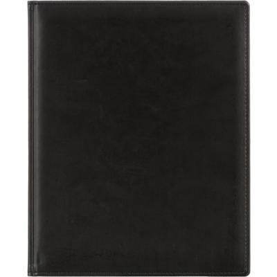 Еженедельник датированный на 2019 год Attache Вива искусственная кожа A4 80 листов черный (213x265 мм)