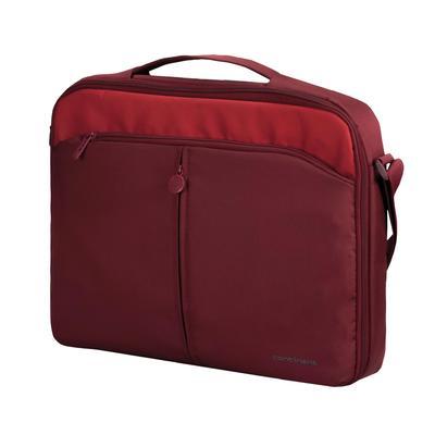Сумка для ноутбука 15.6 Continent CC-02 красная