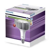 Лампа светодиодная Philips 145 Вт E40 сферическая 4000 К нейтральный белый свет