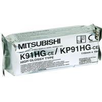 Бумага для видеопринтера Mitsubishi K91HG-ce 110х18 (original) 747859
