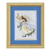 Набор для вышивания Dimensions панно Сумеречный ангел 13x18см