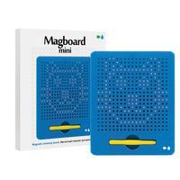 Планшет для рисования магнитный Magboard mini синий 218х175х15 мм