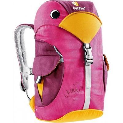 Рюкзак Deuter Kikki грудной ремень 350х200х160 мм фиолетовый