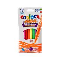 Фломастеры Carioca Neon 8 цветов