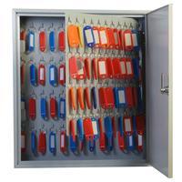 Шкаф для ключей Cobalt К-96 серый (на 96 ключей, металл)