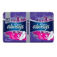 Прокладки женские гигиенические Always Ultra Platinum Super Plus Duo (14 штук в упаковке)