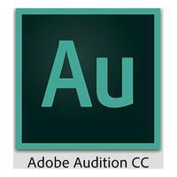 Программное обеспечение Adobe Audition CC for teams Multiple Platforms Multi European Languages Level 1 (1 - 9) Commercial