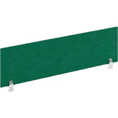 Экран к столу Xten с креплением фронтальный (зеленый, 1200х18х340 мм)