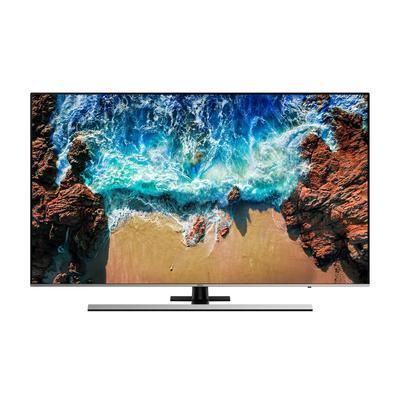 Телевизор Samsung UE49NU8000 черный