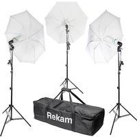 Комплект осветителей Rekam CL-375-FL3-UM Kit