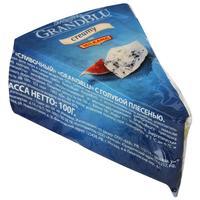 Сыр Grandblu сливочный с голубой плесенью 55% 100 г
