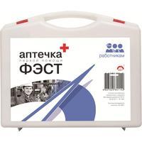 Аптечка первой помощи работникам ФЭСТ (приказ № 169н, бокс пластиковый большой)