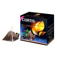 Чай Curtis Blue Berries Blues черный 20 пакетиков