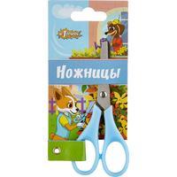 Ножницы детские №1 School Шустрики (115 мм, классические)