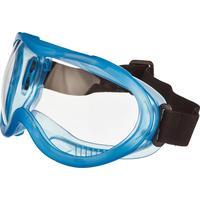Очки защитные закрытые универсальные РОСОМЗ ЗН55 Spark прозрачные (25530)