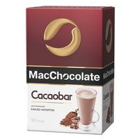Какао MacChocolate Cacaobar порошок 200 г