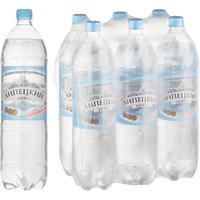 Вода питьевая Липецкий бювет негазированная 1.5 л (6 штук в упаковке)