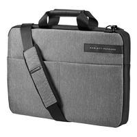 Сумка для ноутбука 15.6 HP Signature Slim Topload серый/черный
