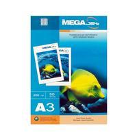 Фотобумага для цветной струйной печати ProMega jet односторонняя (матовая, А3, 200 г/кв.м, 50 листов)