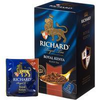 Чай Richard Royal Kenya черный 25 пакетиков