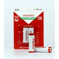 Аккумуляторные батарейки Smartbuy AA 2BL 2 штуки (2300 мАч, Ni-Mh)