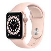 Смарт-часы Apple Watch Series 6 розовые (MG123RU/A)