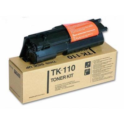 Тонер-картридж Kyocera TK-110 черный оригинальный