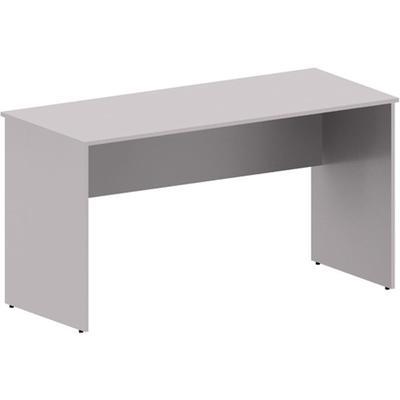 Стол рабочий Simple (ширина 1400 мм, серый)